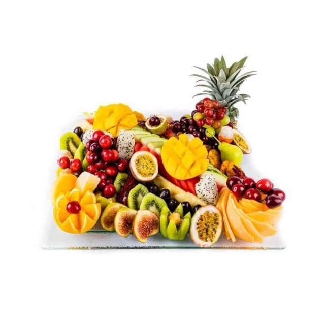 עינוגי פירות מלבן קטן