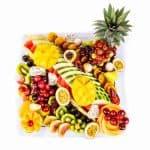 מגש פירות מרובע פרימיום קטן 1