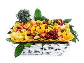 סלסלת פירות של אהבה