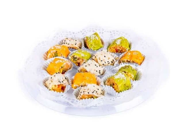 סושי פירות 48 – המלצת השף! 1