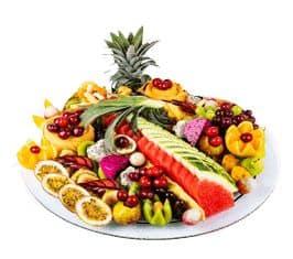 בצל הקורונה: משלוחי פירות לעידוד אנשים בבידוד