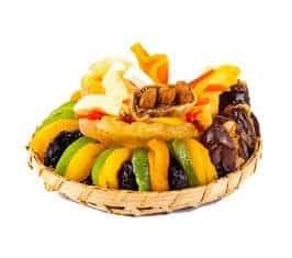 סלסלת פירות מפנקת לראש השנה!