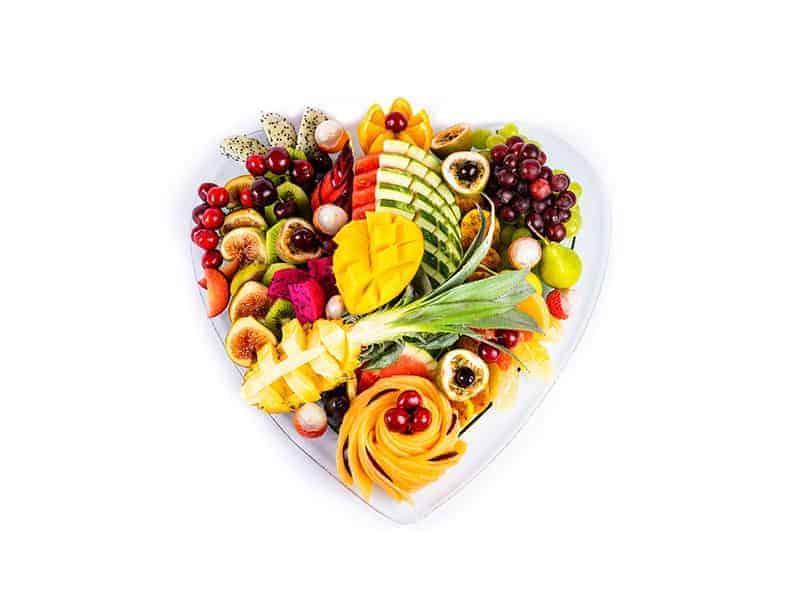 סלסלת פירות למארחים בראש השנה