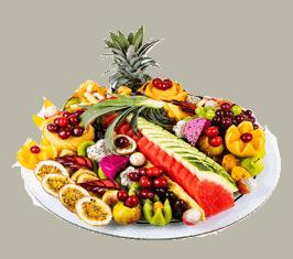 מגשי פירות מעוצבים לחגיגת יום הולדת בכיתה!